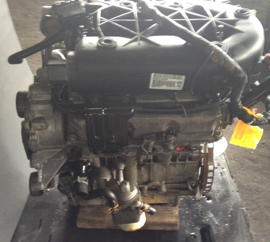 Chrysler Pacifica Diesel Engine