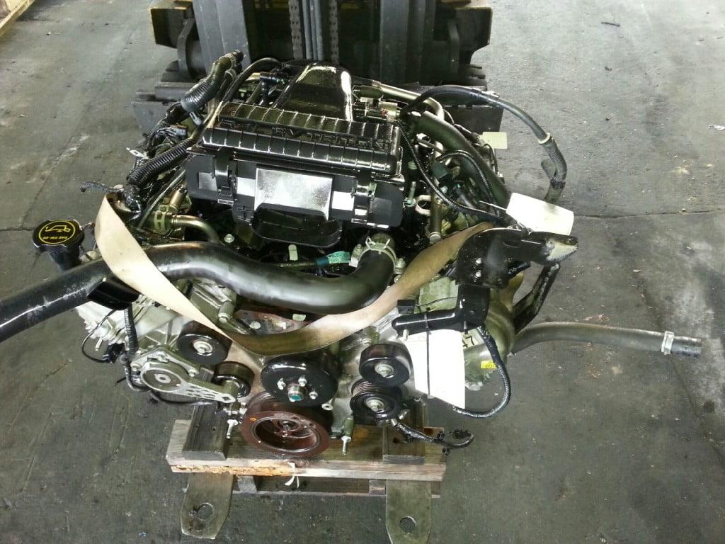 Van Ford 5 4l Engine Pictures Van Free Engine Image For